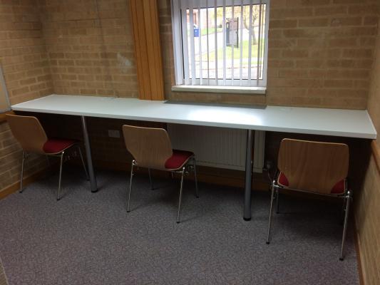 Classroom Workspaces