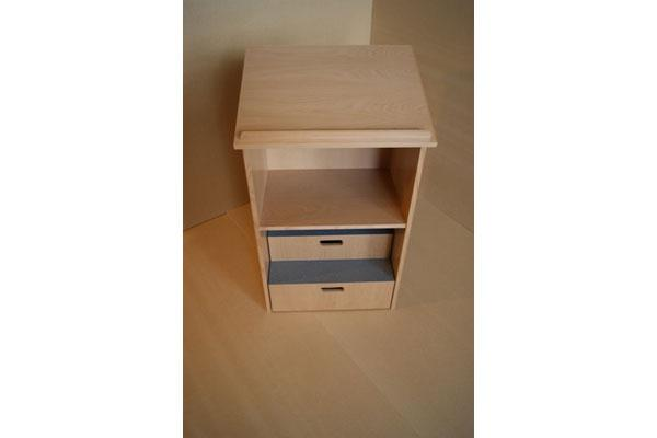 Quality wooden lectern