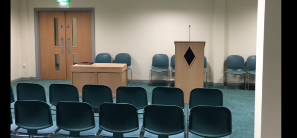 Lectern Room